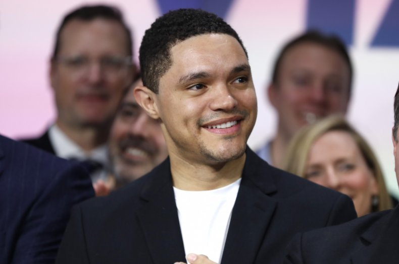 Trevor Noah Knows Why Trump Wants Social Distancing to End