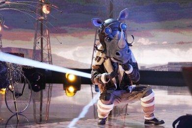 Rhino Masked Singer