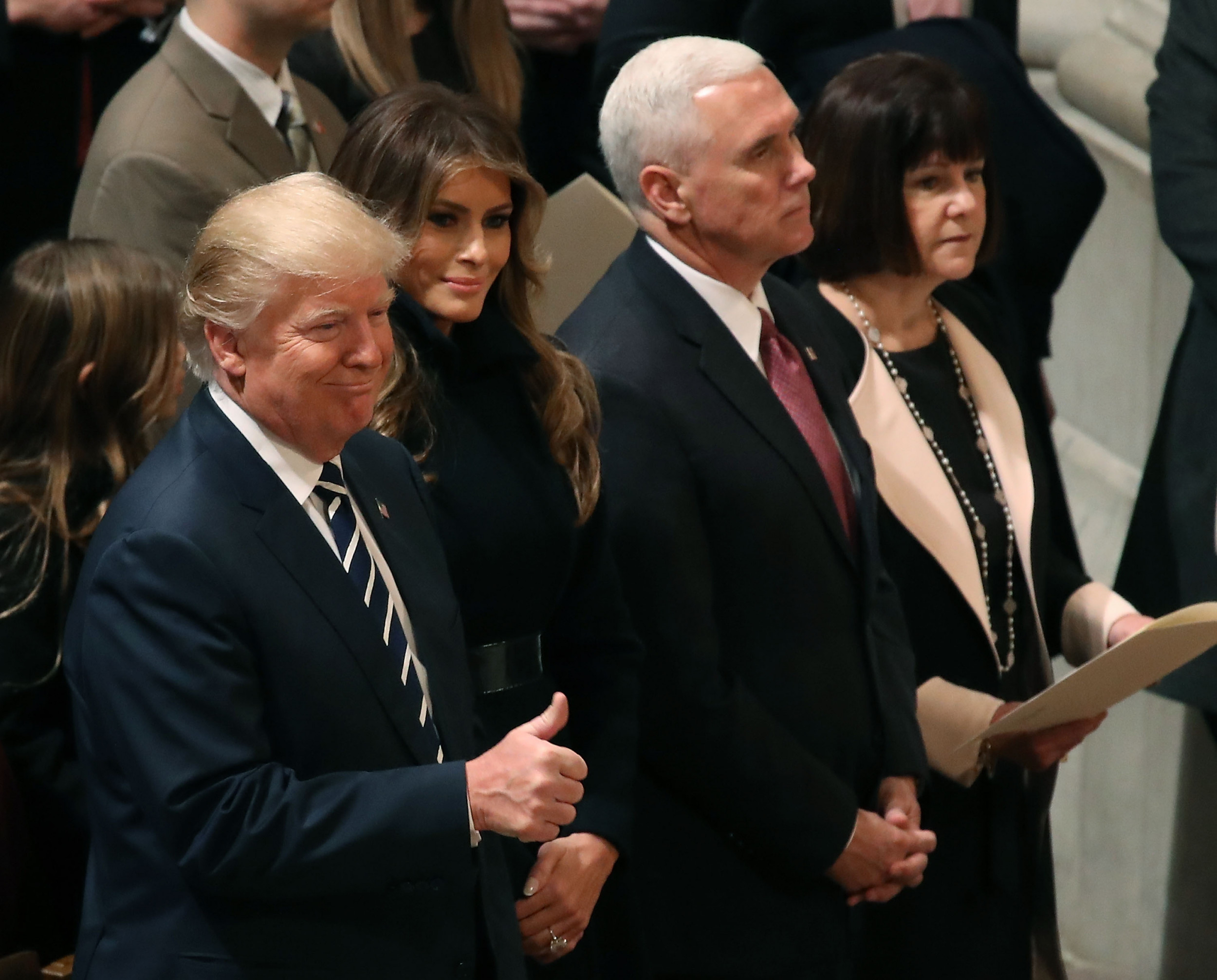 Majority of Americans say Donald Trump is not religious, but most of U.S. say Joe Biden is, survey finds