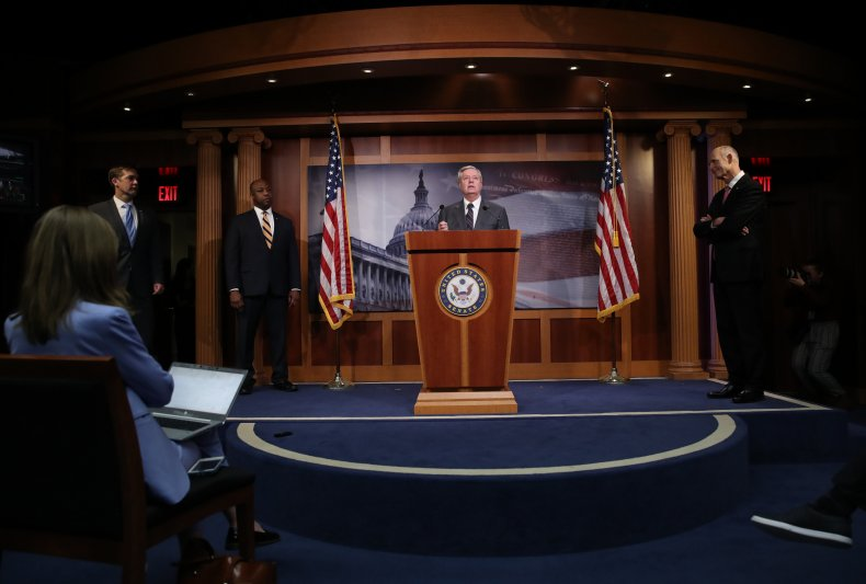 coronavirus stimulus hits snap, Republicans threaten oppose
