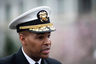 U.S. Surgeon General Jerome Adams