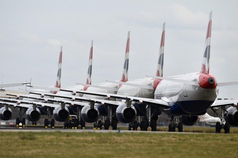 Aircraft, grounded, planes, coronavirus, coronavirus, graveyard, 9/11