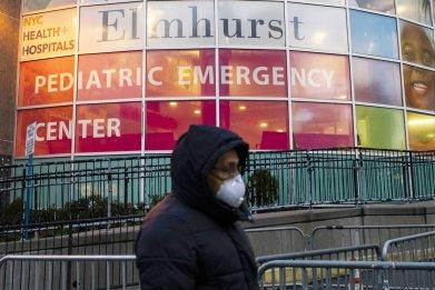 new york coronavirus cases elmhurst