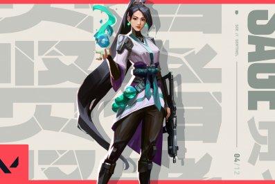 valorant agent reveal abilities kit skills