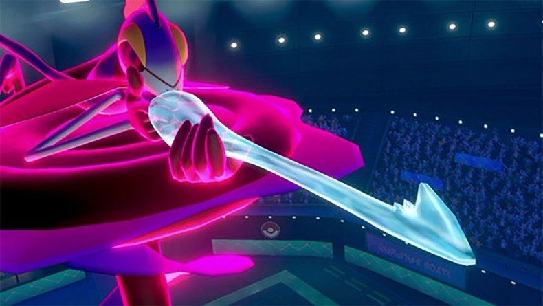 pokemon sword shield gigantamax inteleon gmax move