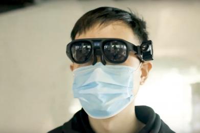 Rokid - smart glasses