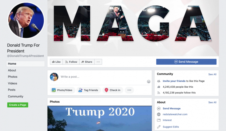 NewsGuard Facebook March 2020