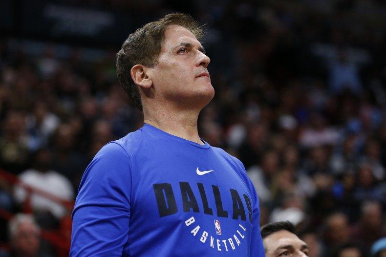 Mark Cuban, Dallas Mavericks