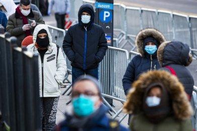 coronavirus new york update cases surge