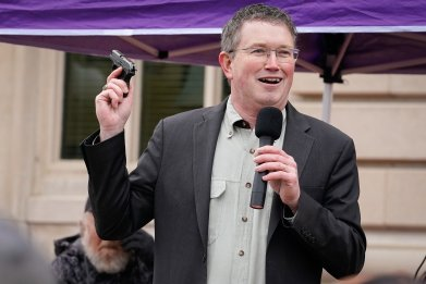 Trump wants Thomas Massie Kicked out GOP