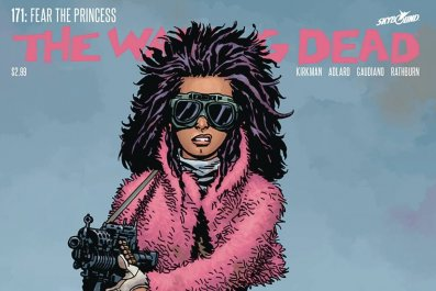 walking dead princess issue 171