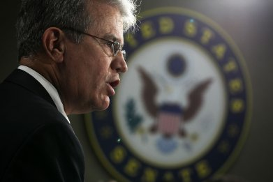 Tom Coburn Holds News Conf. To Introduce $9 Trillion Deficit Reduction Plan