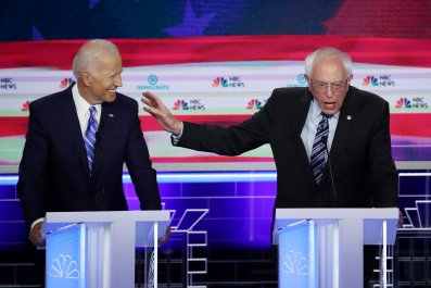 joe biden bernie sanders rent