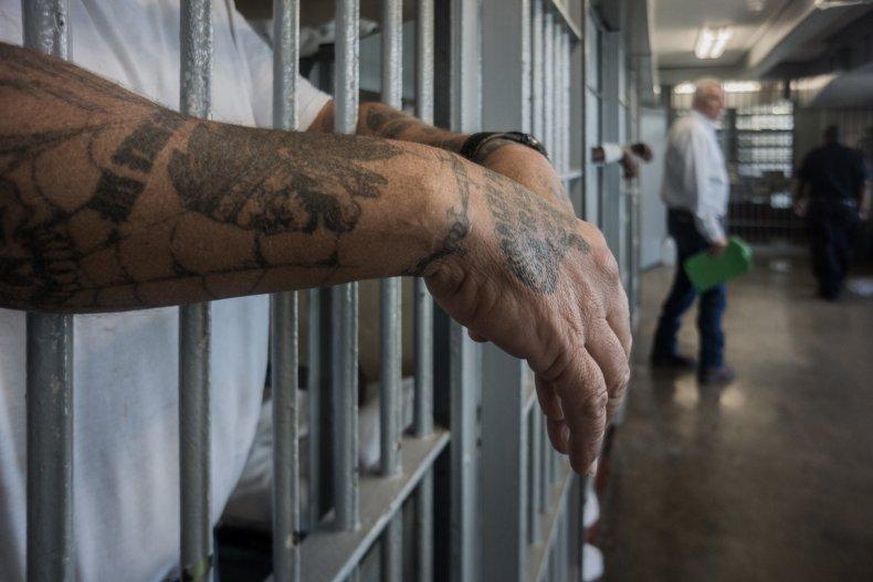 prisoner, Lousiana