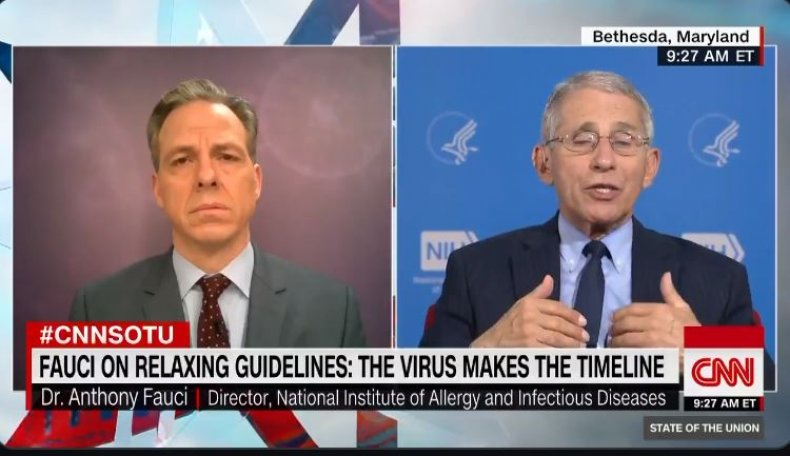 dr anthony fauci jake tapper