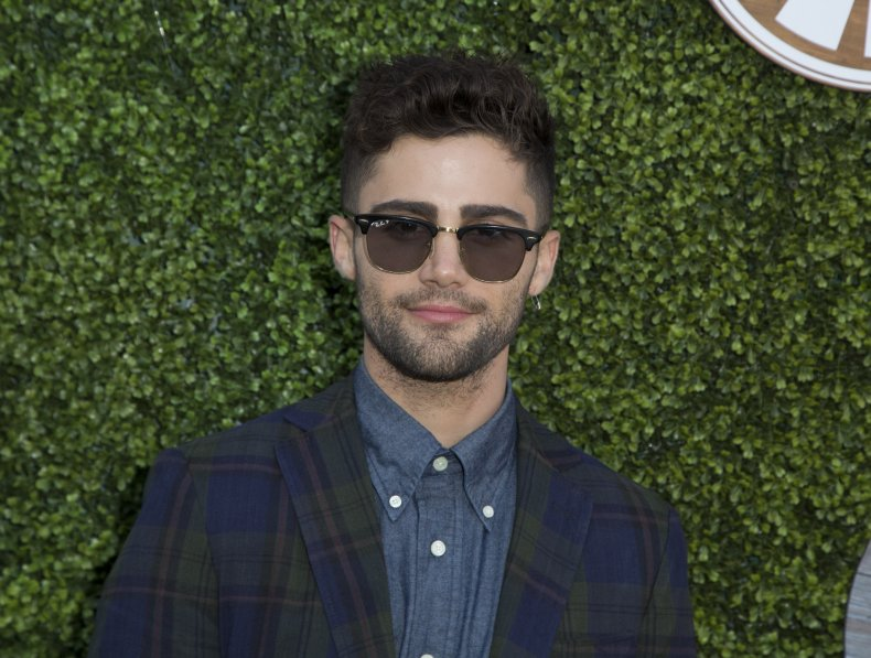 Getty Images Max Ehrich