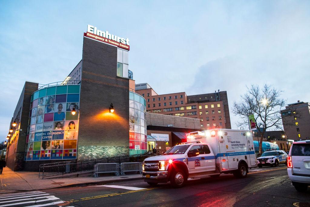 Elmhurst Hospital