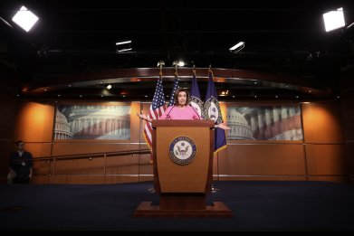 Congress eyes infrastructure phase 4 stimulus