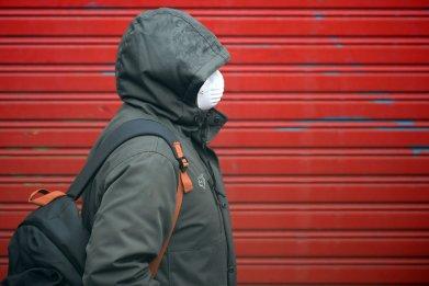 covid19, spain, coronavirus, face mask, getty,