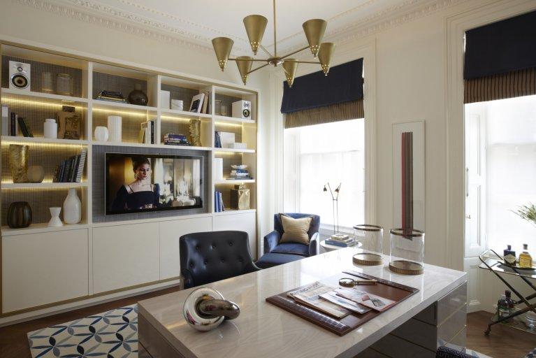 Helen Green Design Home Office