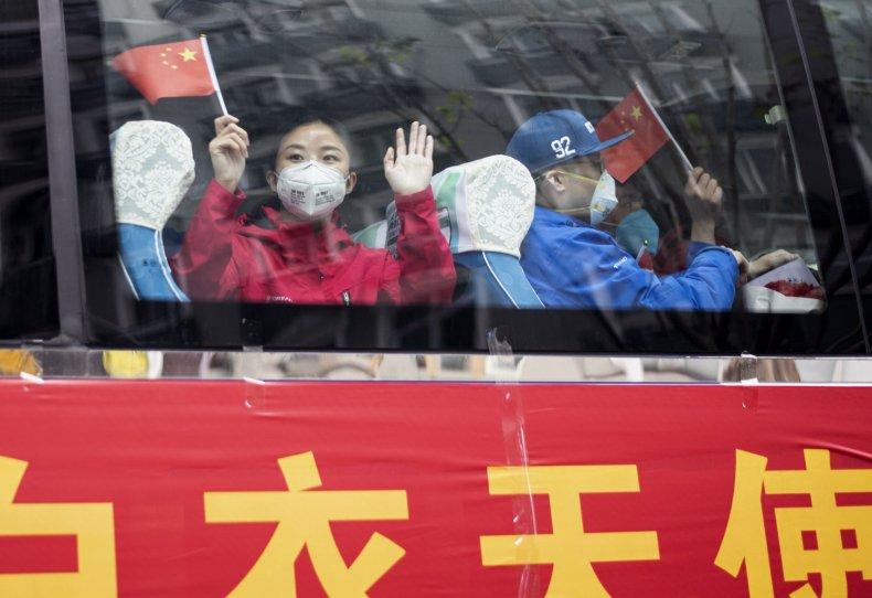 China, coronavirus, Wuhan, Hubei, cover-up, state media
