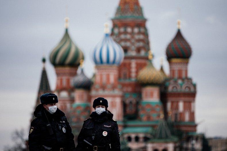 Moscow lockdown, coronavirus, March 2020