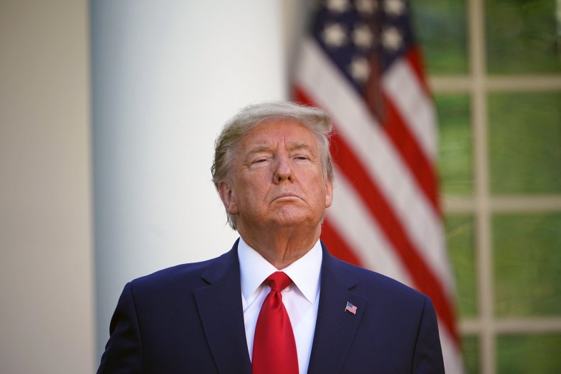 Donald Trump, coronavirus, quarantine, isolation, self