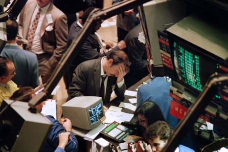 1987 stock market crash dow