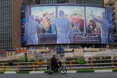 Iran, Donald Trump, terrorism, coronavirus, sanctions