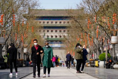 beijing china coronavirus outbreak april 2020
