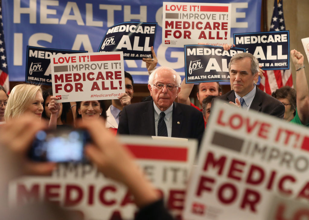 Support for Medicare for All in U.S. surges amid coronavirus pandemic, new poll shows