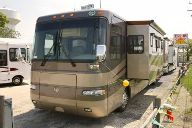 Strong Summer RV Travel Predicted