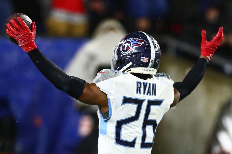 Logan Ryan, Tennessee Titans