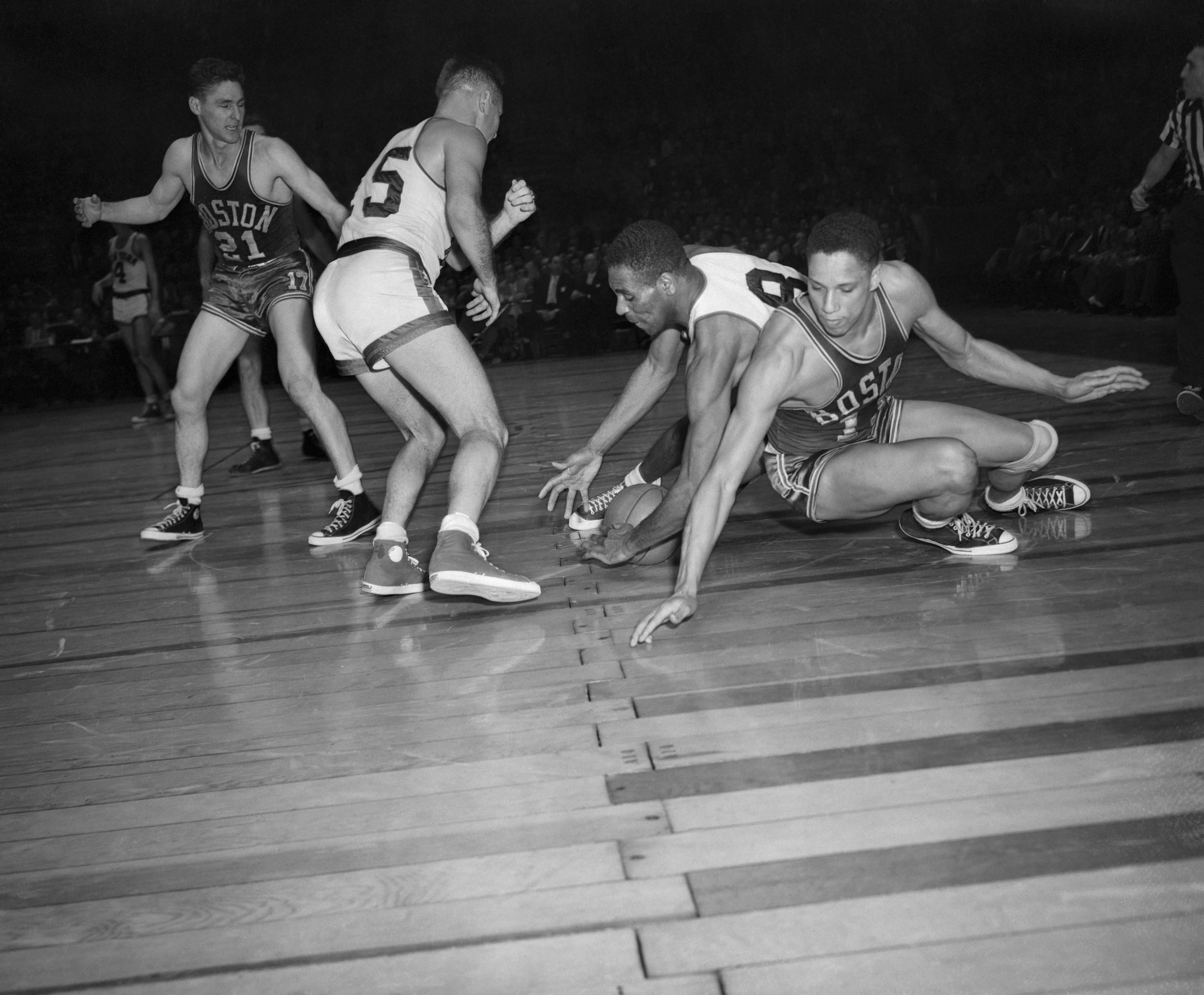 Chuck Cooper, NBA