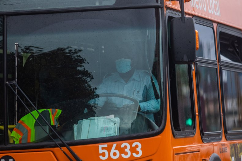 Getty Images Bus Driver