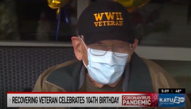 Oregon veteran