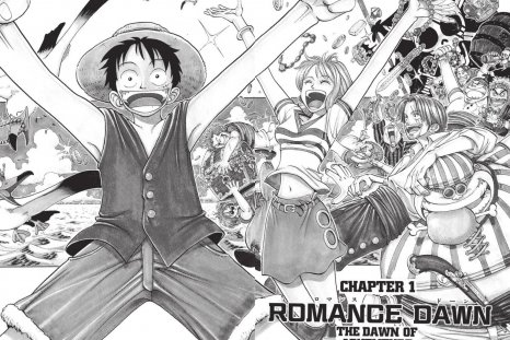 one-piece-manga-first-issue