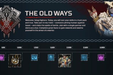 apex legends old ways prize track