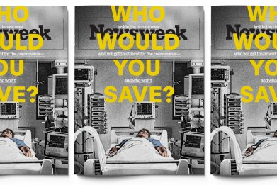 COVER Story Who Would You Save? -BANNER