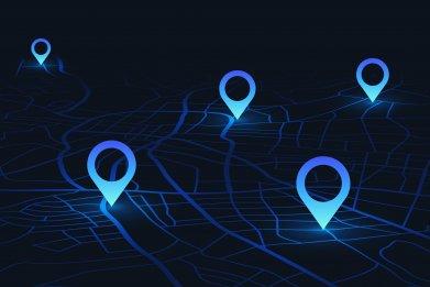 iStock geo location