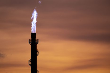 steel factory, greenhouse gas emissions