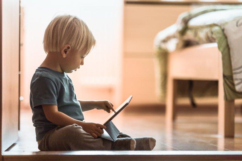 iStock Child Tablet