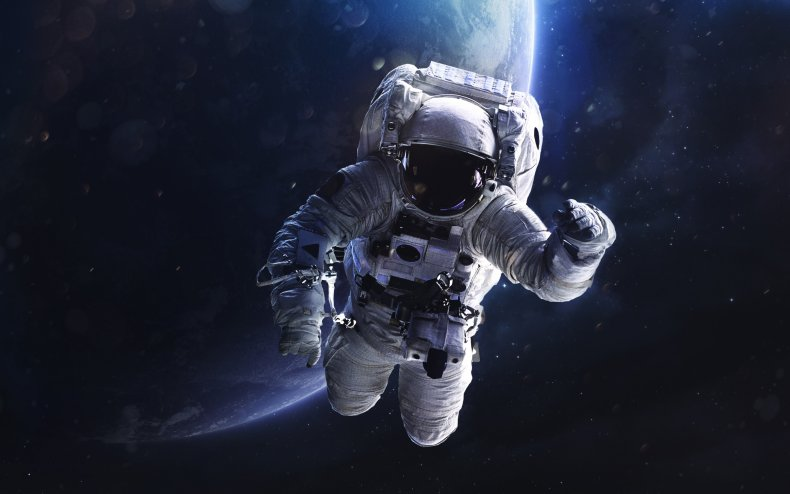 iStock Spaceman