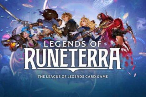legends of runeterra mobile leave beta