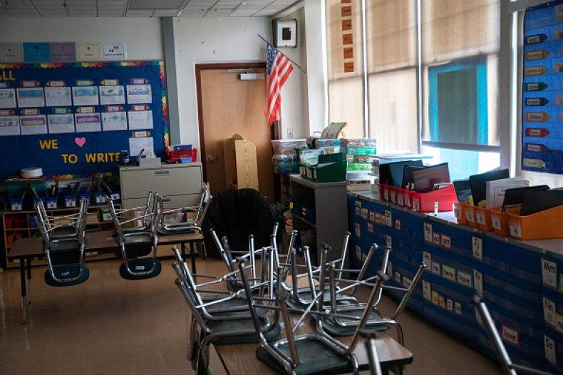 elementary school in connecticut closed coronavirus
