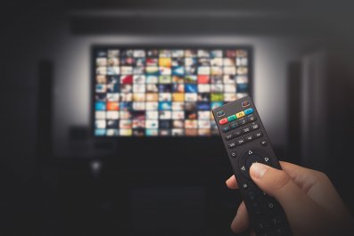 TV remote and channels