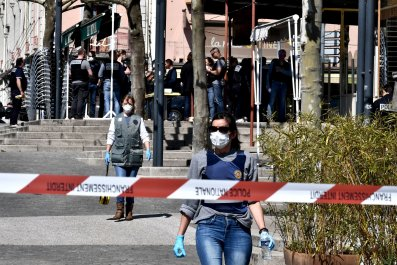France, knife, attack, police, stabbing, Romans-sur-Isere