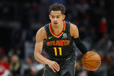Trae Young, NBA, Atlanta Hawks