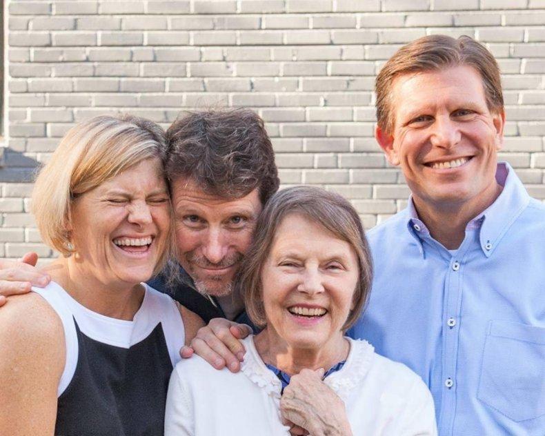 Family photo - Sheryl Pardo