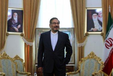 Ali Shamkhani, Iran, US, coronavirus, IMF, loan